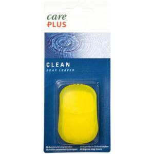 Care Plus Travel Soap Leaves
