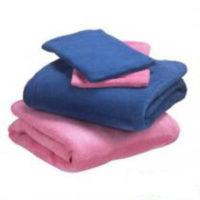 Care Plus Microfibre Travel Towel - Combination of Colours