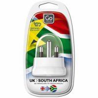 Design Go Travel SA Adaptor (UK & Europe to South Africa)