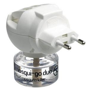 Design Go Travel Duo Plug In Mosquito Killer (Euro Plug 755)