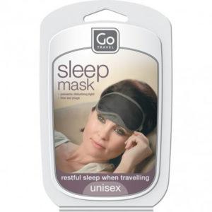 Design Go Travel Sleep Mask and Ear Plugs (Ref 281)