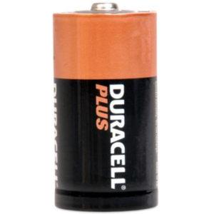 Duracell D Batteries - 2 Pack