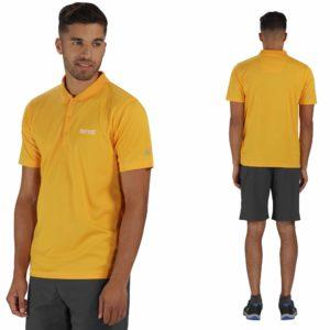 RMT115 - Maverick III Shirt - Gold Heat