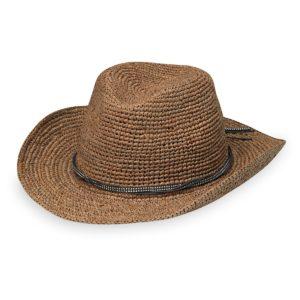Wallaroo Ladies Hannah Hat - Caramel