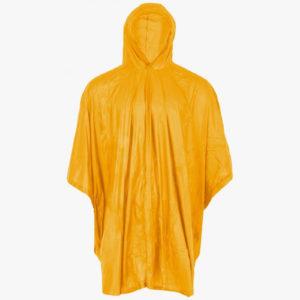 Highlander Lightweight Poncho Yellow