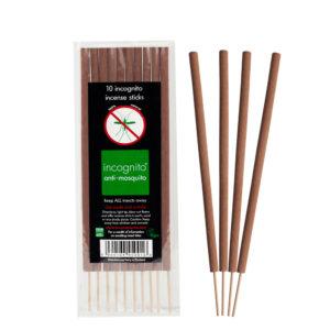Incognito Citronella Incense Sticks