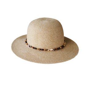 Mara&Meru Ladies Indie Safari Hat - Wintergrass