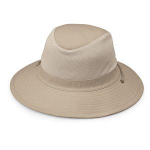 Wallaroo Mens Jackson Hat - Camel