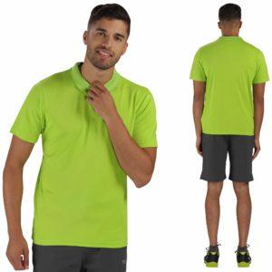 RMT115 - Maverick III Shirt - Lime Green