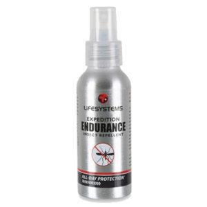 LifeSystems Endurance Spray (20% DEET) x 100ml
