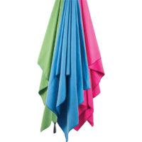 LifeVenture SoftFibre Trek Towel - Combination of Colours