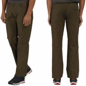 RMJ194 - Landyn Trousers - Olive Night