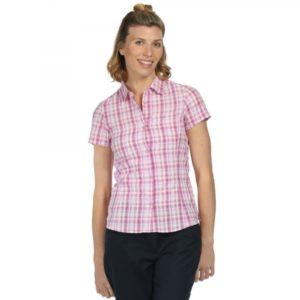 RWS013 - Regatta Jenna Shirt - Orchid Pink