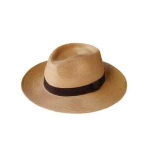 Mara&Meru Unisex Panama Safari Hat - Tawny