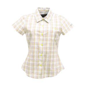 RWS013 - Regatta Jenna Shirt - Peach Bloom