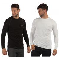 RLRMT001 - Kolby Shirt - Black and White