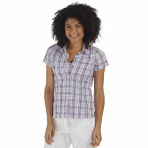 RWS013 - Regatta Jenna Shirt - Paisley Purple