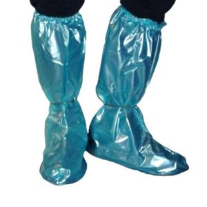 Splash Waterproof Shoe Covers - Aqua