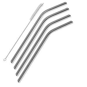 Stainless Steel Straws - Steel