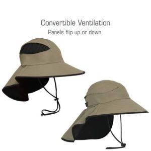 Convertible Ventilation