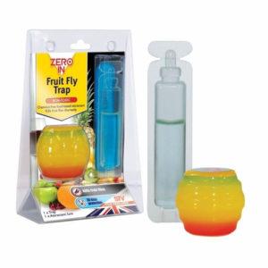 Zero In Fruit Fly Trap