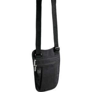 Design Go - Shoulder Wallet - Black