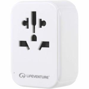 LifeVenture European USB adaptor