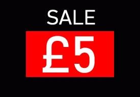 £5 SALE