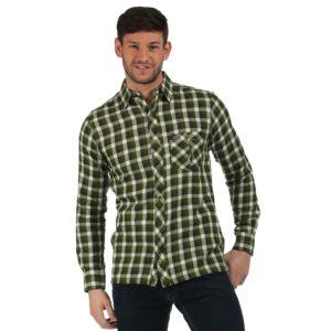 RMS089 - Lazka Shirt - Bayleaf