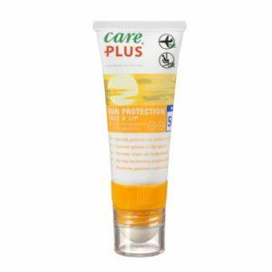 Care Plus Sunscreen & Lip Balm SPF 50
