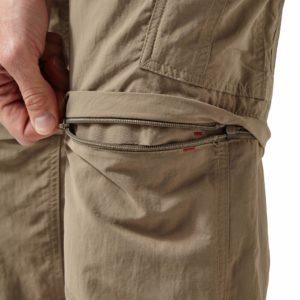 Zip off Leg