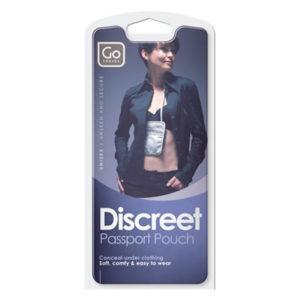 Design Go Travel Passport Pouch (Ref 604)