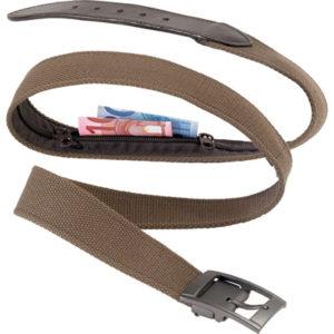 Design Go Travel Belt Bank (950) - Brown