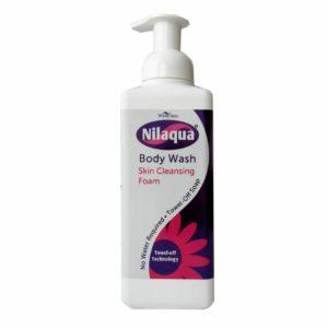 Nilaqua Foaming Body Wash - 500ml