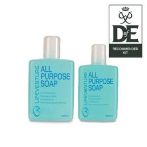 LifeVenture All Purpose Soap