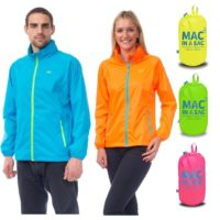 Mac in a Sac Unisex Jacket - Neon Colours