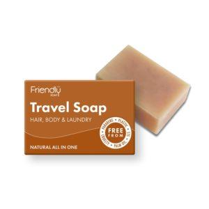 Friendly Soap Travel Soap Bar