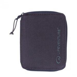 LifeVenture RFID Bi-Fold Wallet (68271) - Navy