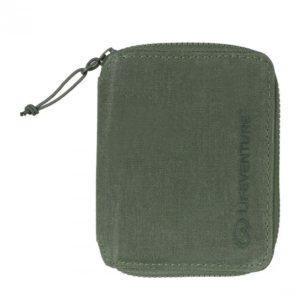 LifeVenture RFID Bi-Fold Wallet (68273) - Olive