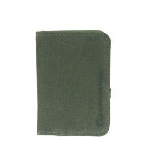 LifeVenture RFID Card Wallet (68253) - Olive