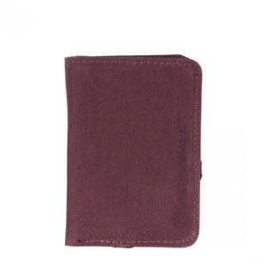 LifeVenture RFID Card Wallet (68256) - Aubergine (purple)