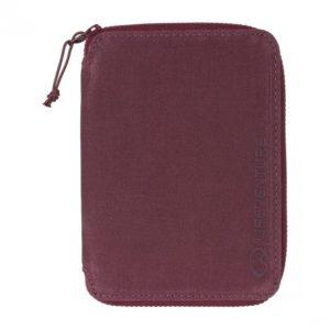 LifeVenture RFID Mini Travel Wallet (68296) - Aubergine (purple)