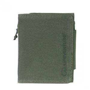 LifeVenture RFID Wallet (68283) - Olive