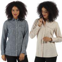 RLRWS001 - Regatta Ambray Shirt - Both Colours