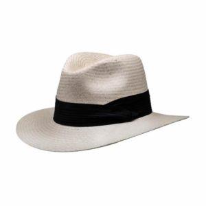 Barmah Unisex Safari Raffia Hat
