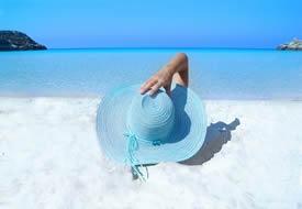 Beach Hats & UPF Accessories