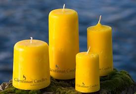 Glenfinnan Citronella Candle