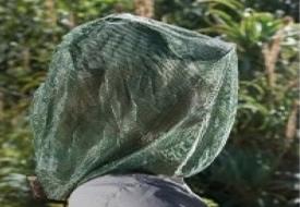 Head Net for Hats
