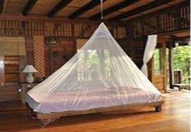 Wedge Mosquito Nets