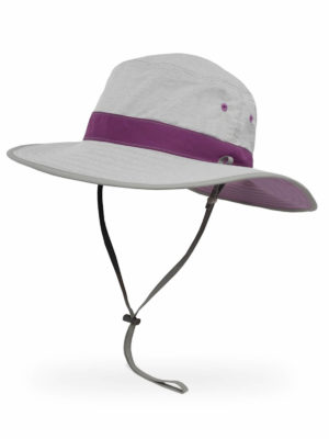 1395 Sunday Afternoons Clear Creek Boonie Hat - Lavender Pumice - Reverse